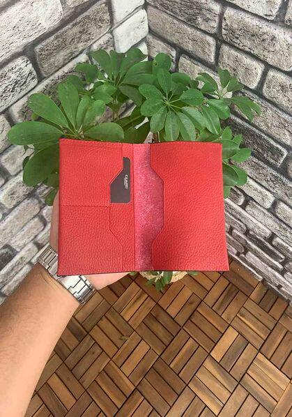Guard - Guard Kırmızı Pasaport Kılıfı (1)