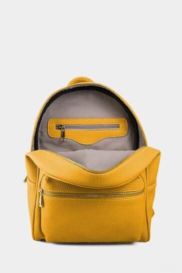 Guard Sarı Kadın Sırt Çantası - Thumbnail