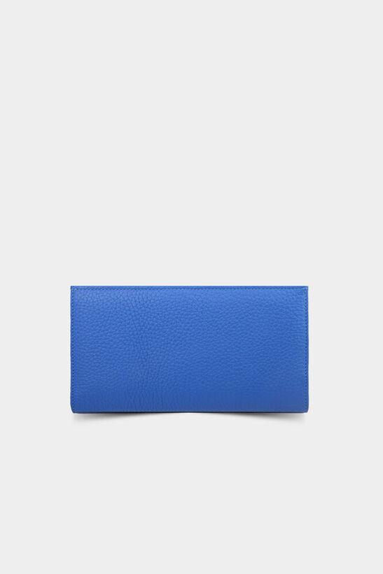 Guard - Guard Mavi Siyah Pastel Deri Bayan Cüzdanı (1)