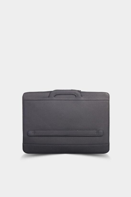 Guard - Guard Siyah Deri Evrak ve Laptop Çantası (1)