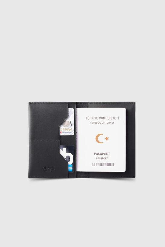 Guard - Guard Siyah Pasaport Kılıfı (1)