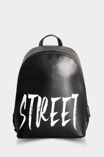 Siyah Street Sırt Çantası - Thumbnail